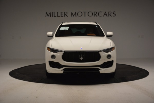Used 2017 Maserati Levante Q4 for sale Sold at Bentley Greenwich in Greenwich CT 06830 12