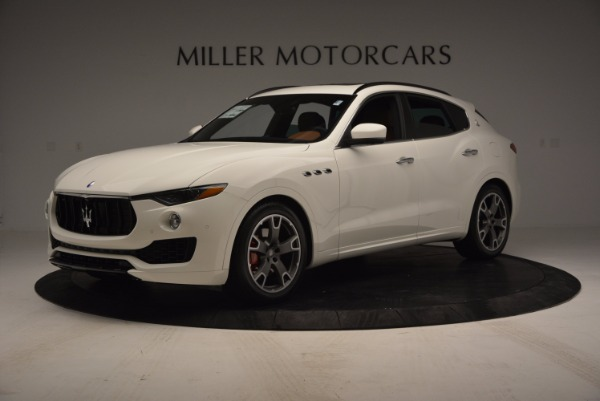 Used 2017 Maserati Levante Q4 for sale Sold at Bentley Greenwich in Greenwich CT 06830 2