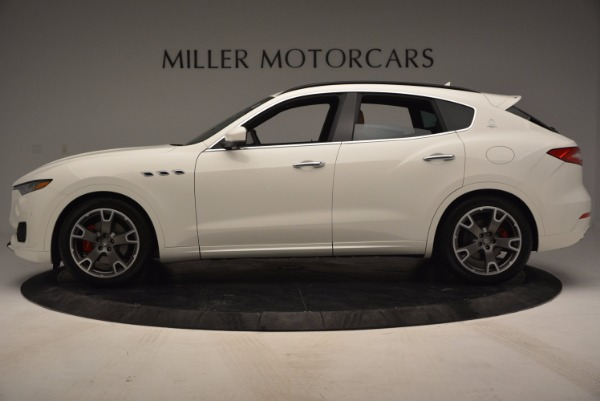 Used 2017 Maserati Levante Q4 for sale Sold at Bentley Greenwich in Greenwich CT 06830 3