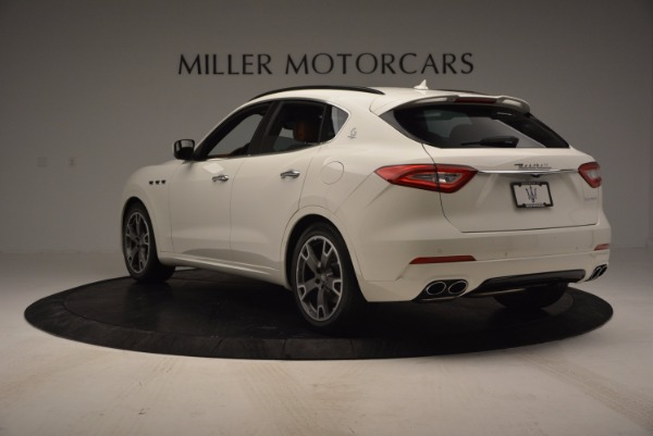 Used 2017 Maserati Levante Q4 for sale Sold at Bentley Greenwich in Greenwich CT 06830 5