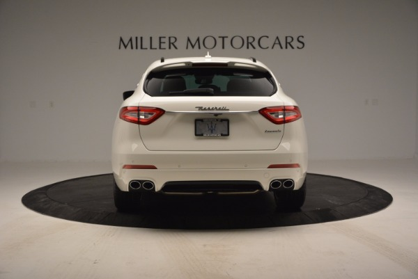 Used 2017 Maserati Levante Q4 for sale Sold at Bentley Greenwich in Greenwich CT 06830 6