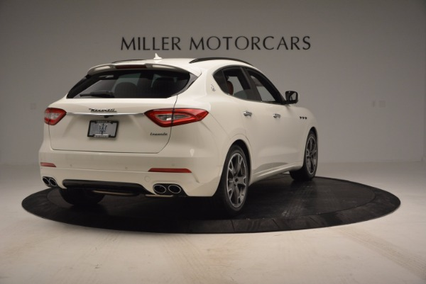 Used 2017 Maserati Levante Q4 for sale Sold at Bentley Greenwich in Greenwich CT 06830 7