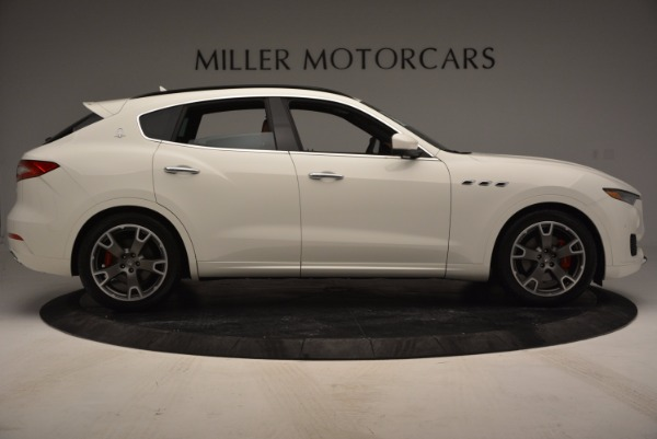 Used 2017 Maserati Levante Q4 for sale Sold at Bentley Greenwich in Greenwich CT 06830 9