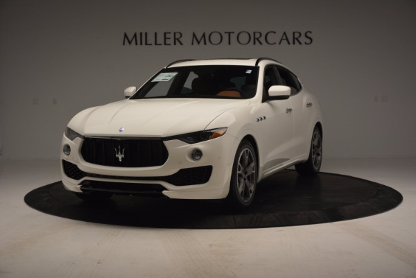 Used 2017 Maserati Levante Q4 for sale Sold at Bentley Greenwich in Greenwich CT 06830 1