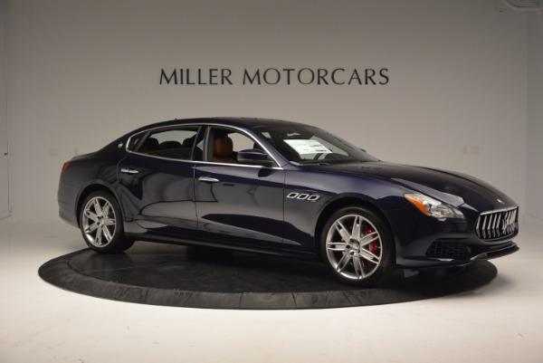 New 2017 Maserati Quattroporte S Q4 for sale Sold at Bentley Greenwich in Greenwich CT 06830 10