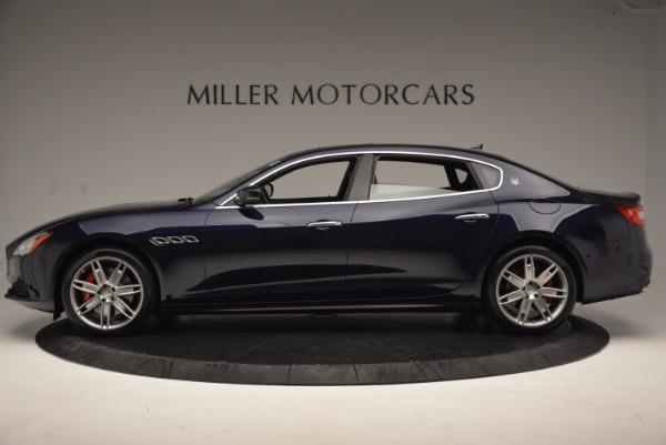 New 2017 Maserati Quattroporte S Q4 for sale Sold at Bentley Greenwich in Greenwich CT 06830 3