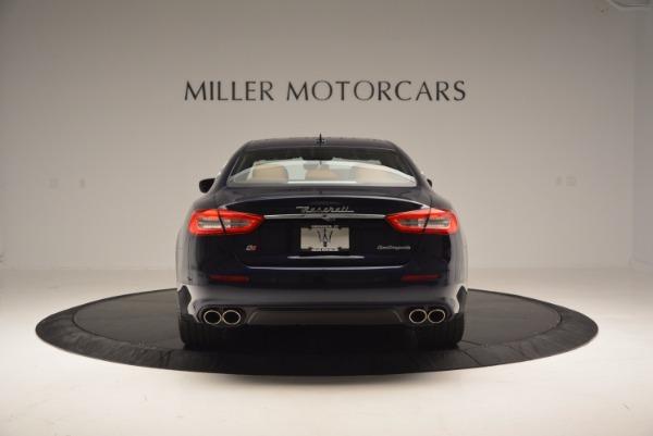 New 2017 Maserati Quattroporte S Q4 for sale Sold at Bentley Greenwich in Greenwich CT 06830 6