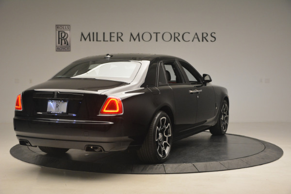 New 2017 Rolls-Royce Ghost Black Badge for sale Sold at Bentley Greenwich in Greenwich CT 06830 10