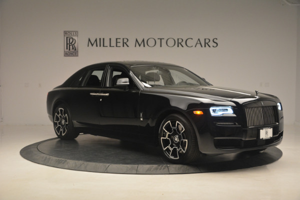 New 2017 Rolls-Royce Ghost Black Badge for sale Sold at Bentley Greenwich in Greenwich CT 06830 14