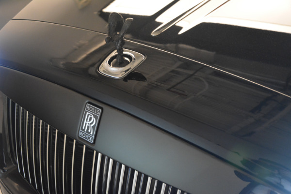 New 2017 Rolls-Royce Ghost Black Badge for sale Sold at Bentley Greenwich in Greenwich CT 06830 18
