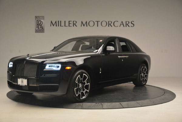 New 2017 Rolls-Royce Ghost Black Badge for sale Sold at Bentley Greenwich in Greenwich CT 06830 2