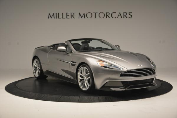 Used 2016 Aston Martin Vanquish Convertible for sale Sold at Bentley Greenwich in Greenwich CT 06830 11