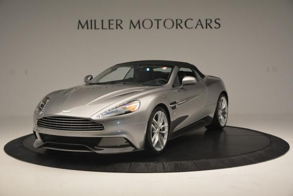 Used 2016 Aston Martin Vanquish Convertible for sale Sold at Bentley Greenwich in Greenwich CT 06830 13