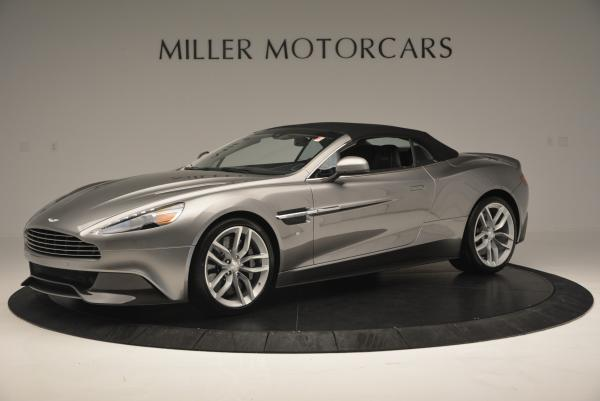 Used 2016 Aston Martin Vanquish Convertible for sale Sold at Bentley Greenwich in Greenwich CT 06830 14