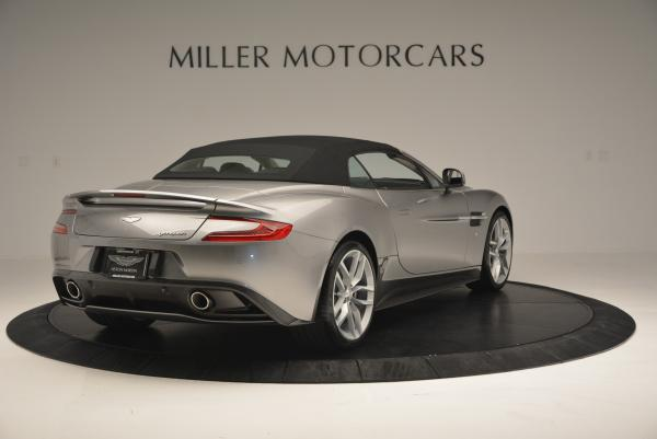Used 2016 Aston Martin Vanquish Convertible for sale Sold at Bentley Greenwich in Greenwich CT 06830 19