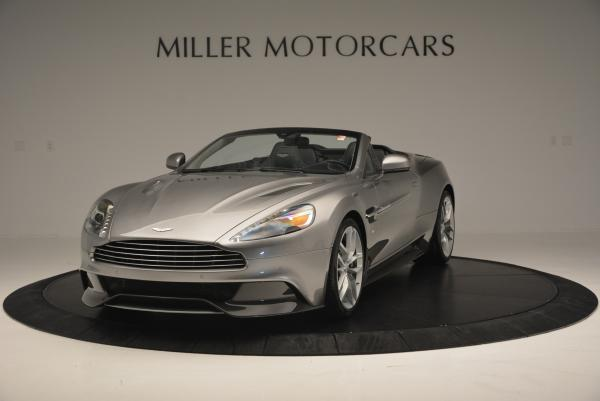 Used 2016 Aston Martin Vanquish Convertible for sale Sold at Bentley Greenwich in Greenwich CT 06830 2