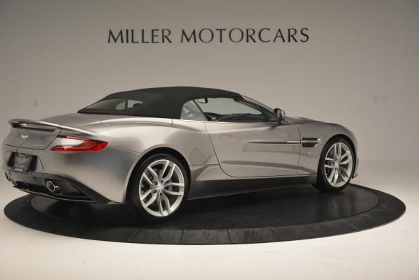 Used 2016 Aston Martin Vanquish Convertible for sale Sold at Bentley Greenwich in Greenwich CT 06830 20