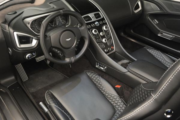 Used 2016 Aston Martin Vanquish Convertible for sale Sold at Bentley Greenwich in Greenwich CT 06830 24