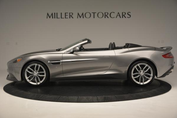 Used 2016 Aston Martin Vanquish Convertible for sale Sold at Bentley Greenwich in Greenwich CT 06830 3