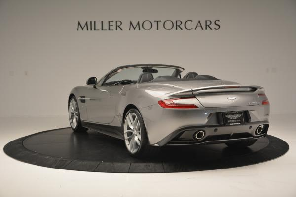 Used 2016 Aston Martin Vanquish Convertible for sale Sold at Bentley Greenwich in Greenwich CT 06830 5