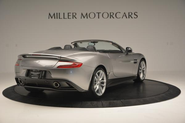 Used 2016 Aston Martin Vanquish Convertible for sale Sold at Bentley Greenwich in Greenwich CT 06830 7