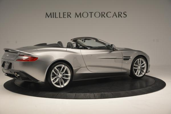 Used 2016 Aston Martin Vanquish Convertible for sale Sold at Bentley Greenwich in Greenwich CT 06830 8