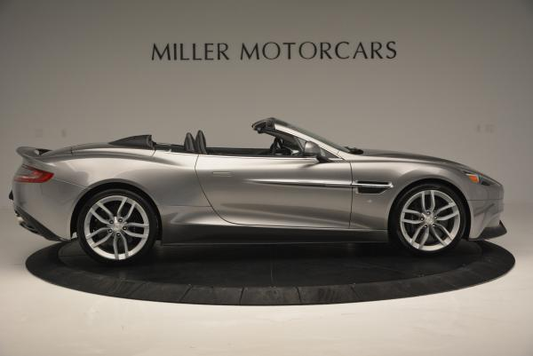 Used 2016 Aston Martin Vanquish Convertible for sale Sold at Bentley Greenwich in Greenwich CT 06830 9