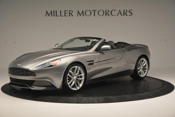 Used 2016 Aston Martin Vanquish Convertible for sale Sold at Bentley Greenwich in Greenwich CT 06830 1