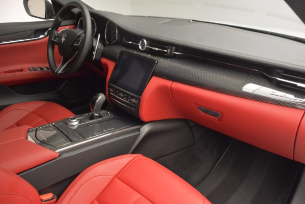 New 2017 Maserati Quattroporte S Q4 GranSport for sale Sold at Bentley Greenwich in Greenwich CT 06830 24