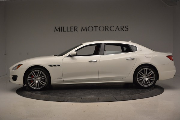 New 2017 Maserati Quattroporte S Q4 GranSport for sale Sold at Bentley Greenwich in Greenwich CT 06830 3