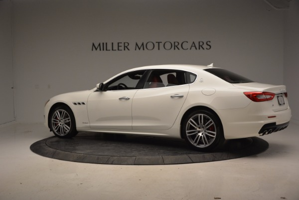 New 2017 Maserati Quattroporte S Q4 GranSport for sale Sold at Bentley Greenwich in Greenwich CT 06830 4