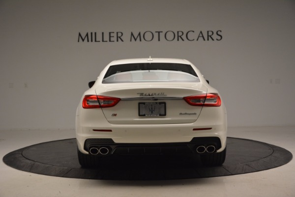 New 2017 Maserati Quattroporte S Q4 GranSport for sale Sold at Bentley Greenwich in Greenwich CT 06830 6