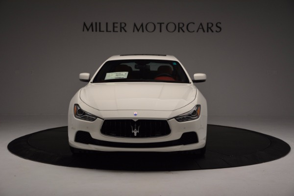New 2017 Maserati Ghibli SQ4 for sale Sold at Bentley Greenwich in Greenwich CT 06830 12