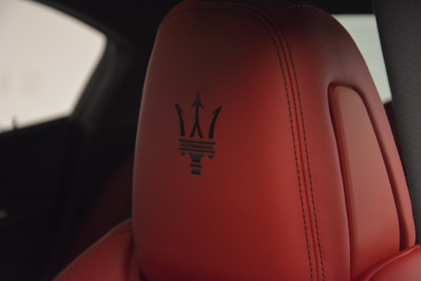 New 2017 Maserati Ghibli SQ4 for sale Sold at Bentley Greenwich in Greenwich CT 06830 21