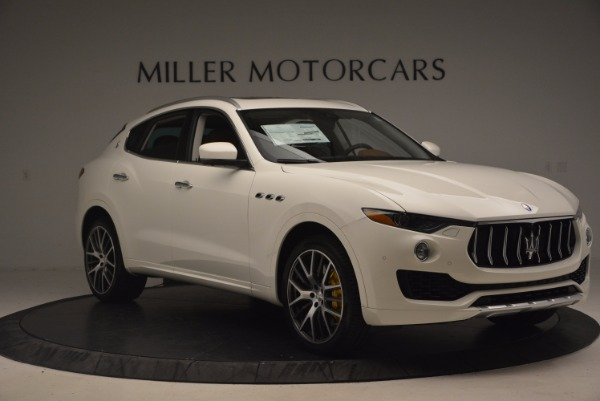New 2017 Maserati Levante S Q4 for sale Sold at Bentley Greenwich in Greenwich CT 06830 11