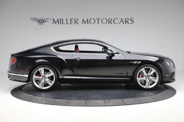Used 2017 Bentley Continental GT V8 S for sale Sold at Bentley Greenwich in Greenwich CT 06830 10