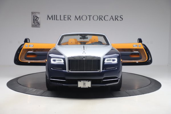 Used 2017 Rolls-Royce Dawn for sale Sold at Bentley Greenwich in Greenwich CT 06830 10