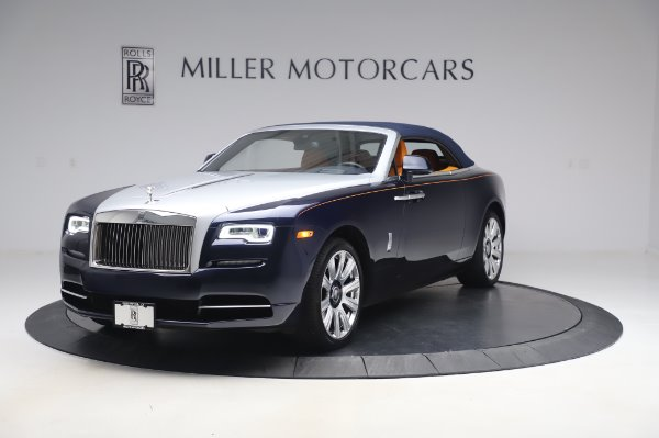 New 2017 Rolls-Royce Dawn for sale Sold at Bentley Greenwich in Greenwich CT 06830 12