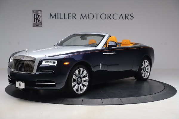 Used 2017 Rolls-Royce Dawn for sale Sold at Bentley Greenwich in Greenwich CT 06830 3