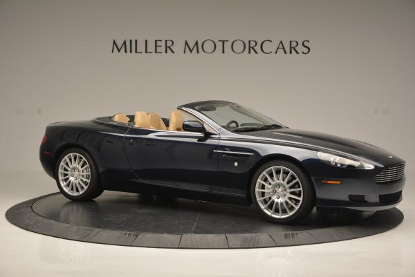 Used 2007 Aston Martin DB9 Volante for sale Sold at Bentley Greenwich in Greenwich CT 06830 10