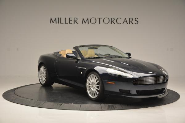 Used 2007 Aston Martin DB9 Volante for sale Sold at Bentley Greenwich in Greenwich CT 06830 11