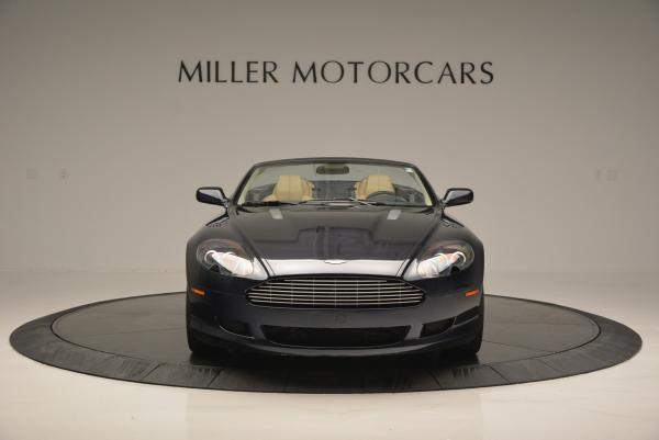 Used 2007 Aston Martin DB9 Volante for sale Sold at Bentley Greenwich in Greenwich CT 06830 12