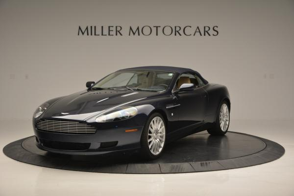 Used 2007 Aston Martin DB9 Volante for sale Sold at Bentley Greenwich in Greenwich CT 06830 13