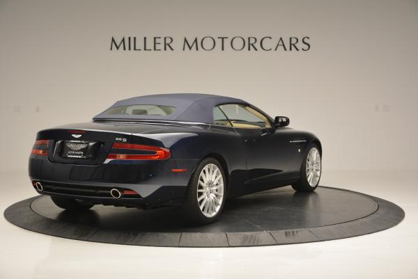 Used 2007 Aston Martin DB9 Volante for sale Sold at Bentley Greenwich in Greenwich CT 06830 19