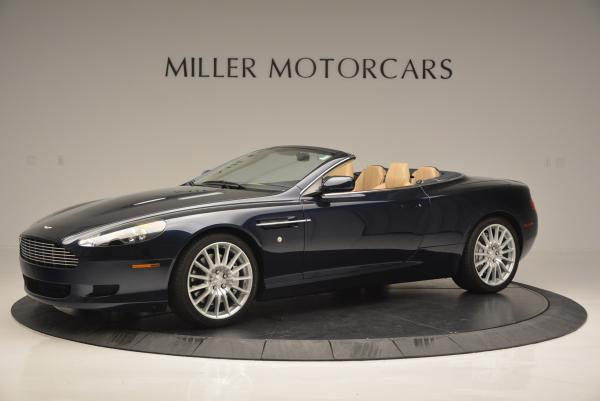 Used 2007 Aston Martin DB9 Volante for sale Sold at Bentley Greenwich in Greenwich CT 06830 2