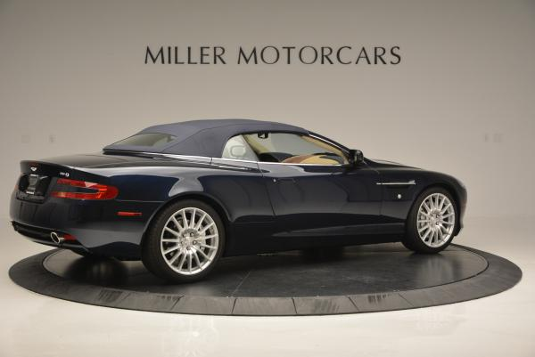 Used 2007 Aston Martin DB9 Volante for sale Sold at Bentley Greenwich in Greenwich CT 06830 20