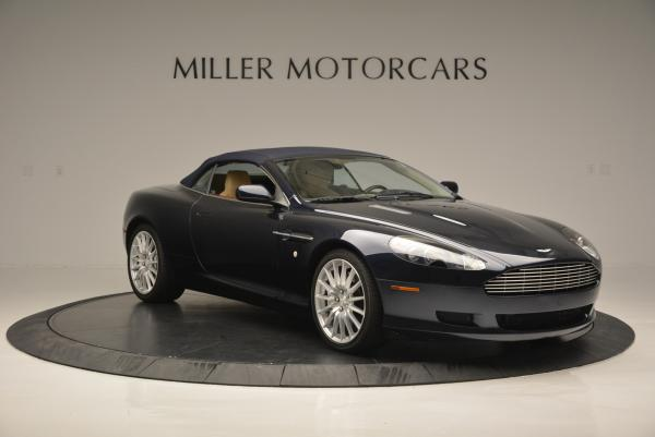 Used 2007 Aston Martin DB9 Volante for sale Sold at Bentley Greenwich in Greenwich CT 06830 23
