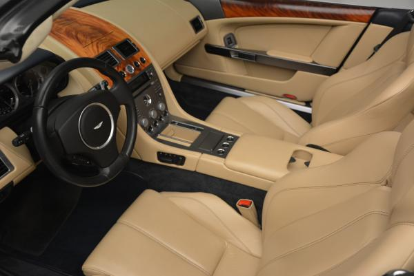 Used 2007 Aston Martin DB9 Volante for sale Sold at Bentley Greenwich in Greenwich CT 06830 25