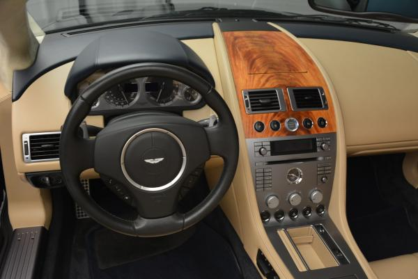 Used 2007 Aston Martin DB9 Volante for sale Sold at Bentley Greenwich in Greenwich CT 06830 26