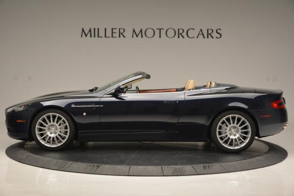 Used 2007 Aston Martin DB9 Volante for sale Sold at Bentley Greenwich in Greenwich CT 06830 3